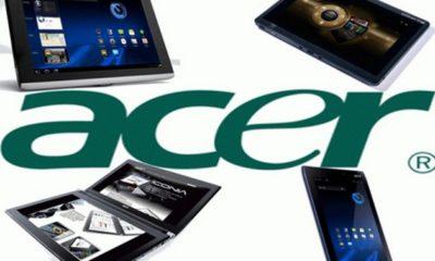 Nuevos tablets Acer Iconia en el CES 28