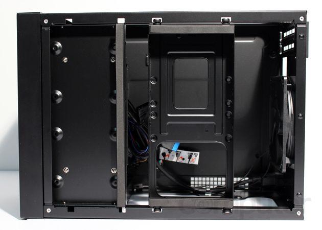 Antec ISK600 interior