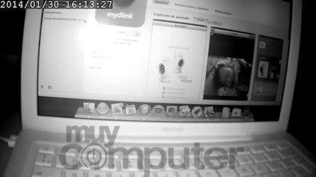 D-Link EyeOn Baby Camera imagen
