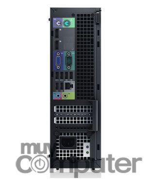 Dell Precision T1700 FP conexiones traseras