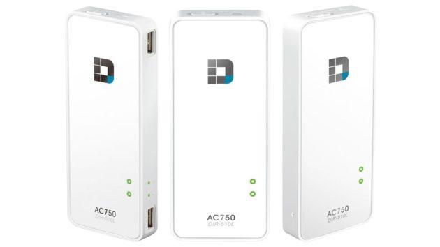El D-Link AC750  m03m21xxx32x