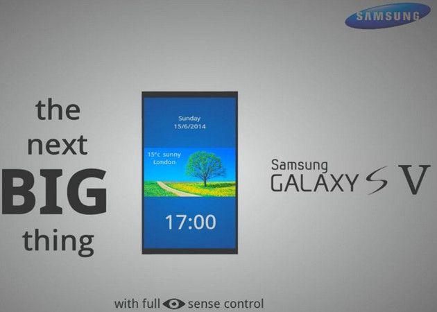 Galaxy S5 en abril con interesantes novedades