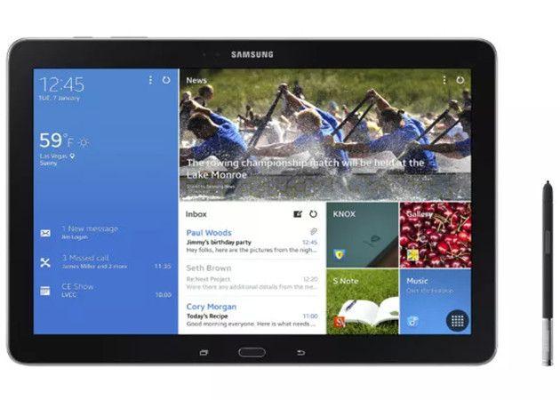 Los próximos tablets Samsung serán más Android que nunca