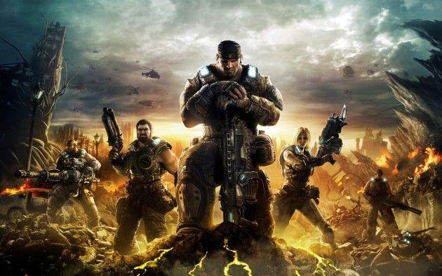 Microsoft compra la franquicia Gears of War