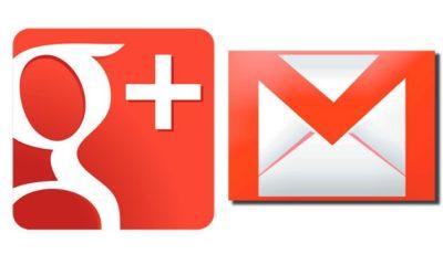Google+ Gmail