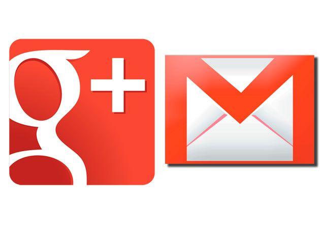 Google+ permite enviar e-mails sin conocer la dirección