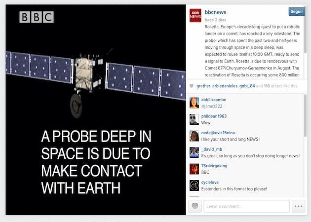Instafax BBC