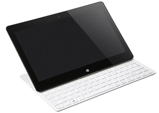 LG TabBook al CES