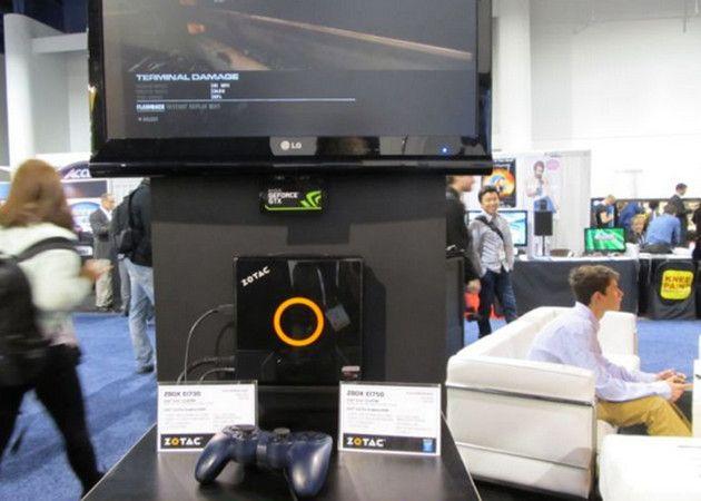 Mini PC Zotac con Haswell y gráficos Iris Pro