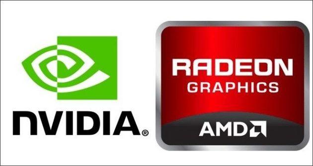 NVIDIA y AMD m3p12mx32