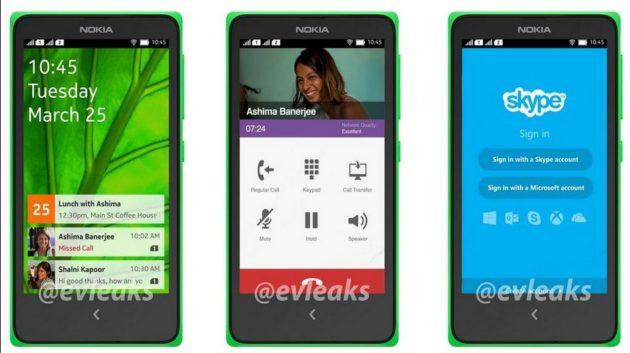 Nokia Normandy 3m01mxxx