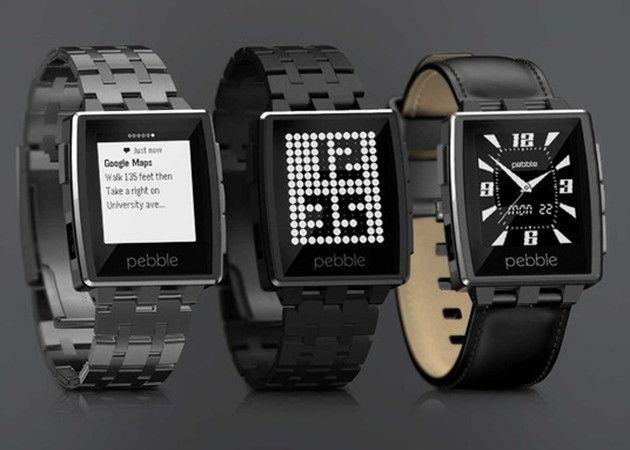 Pebble Steel, mejoras en el reloj inteligente
