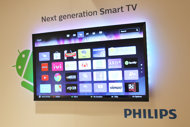 Philips Smart TV con Android
