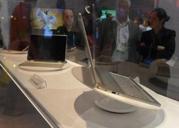 No va más en híbridos: Toshiba 5 en 1 29