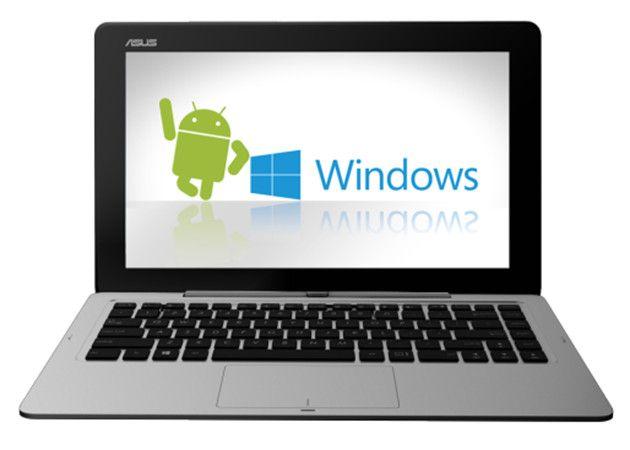 ASUS Transformer Book Duet, Android y Windows en 4 segundos 36
