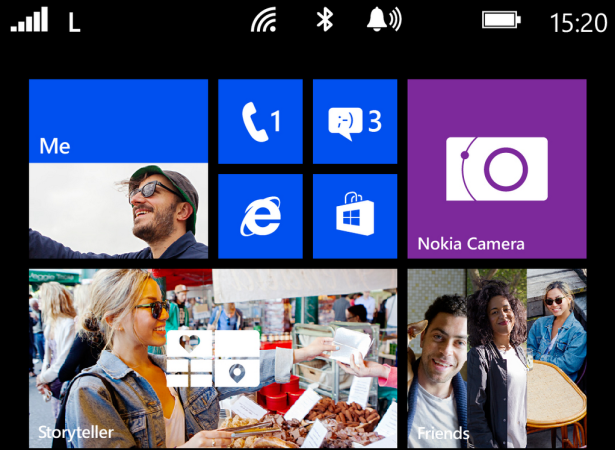Windows Phone 8 podrán actualizar 23m10mx