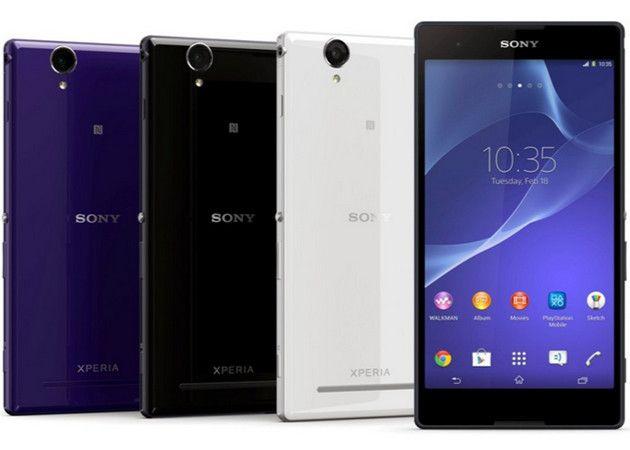Sony presenta el Xperia T2 Ultra con 6 pulgadas 28