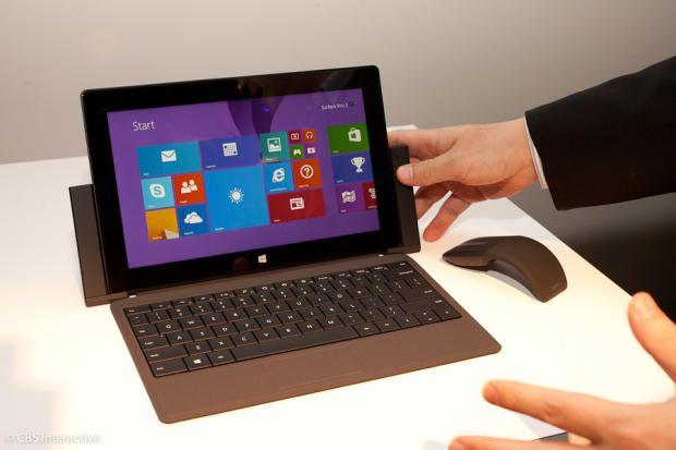 Nuevo firmware corrige la actualización defectuosa para Surface Pro 2