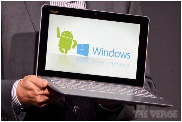 arranque dual Windows y Android 33x