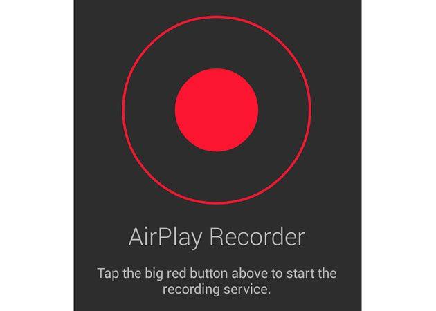 Graba música en Android con doubleTwist AirPlay Recorder