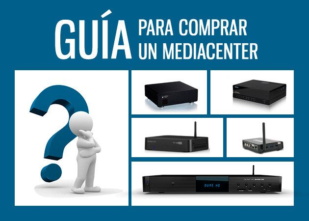 Guía para comprar un media center (I)