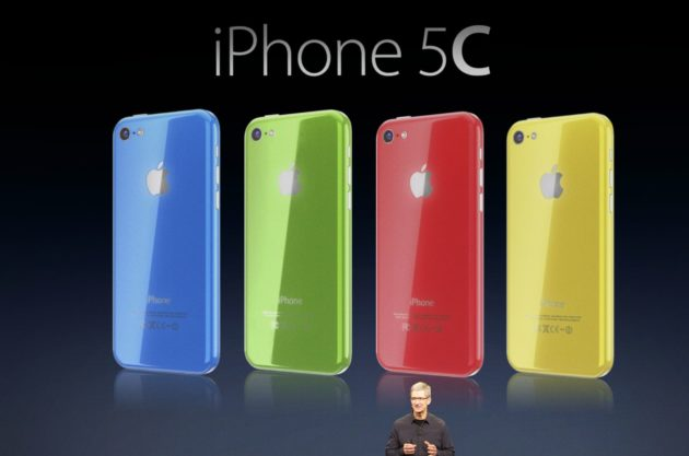 iPhone 5c no ha cumplido expectativas io03m1x