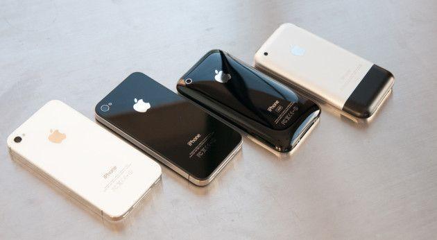 El iPhone cumple 7 años de historia dentro del sector smartphone