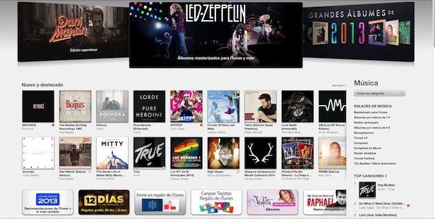 ventas de música digital