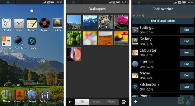 smartphone con Tizen i3m01mx33
