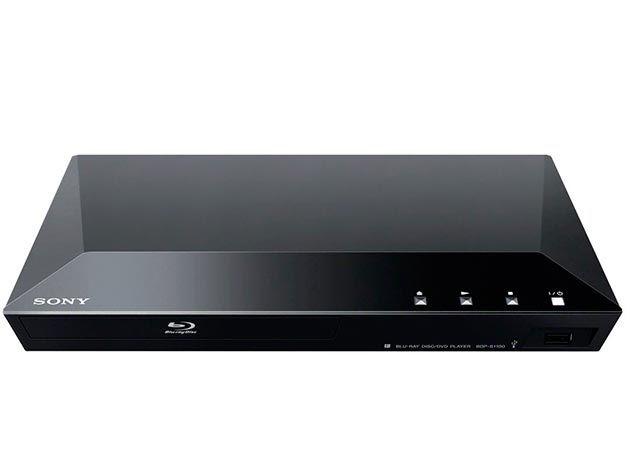 Sony presume de reproductores Blu-ray en CES 2014
