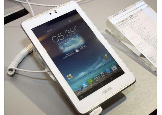 Nuevos phablets ASUS FonePad 7