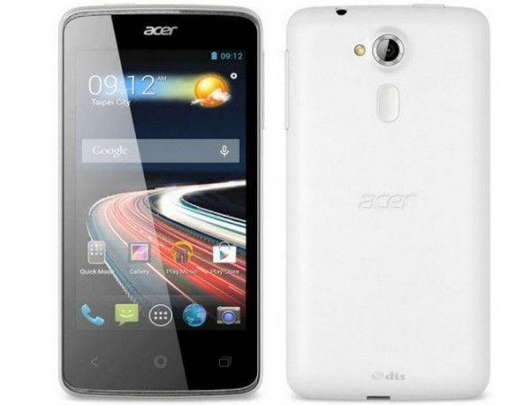 Acer E3 y Z4