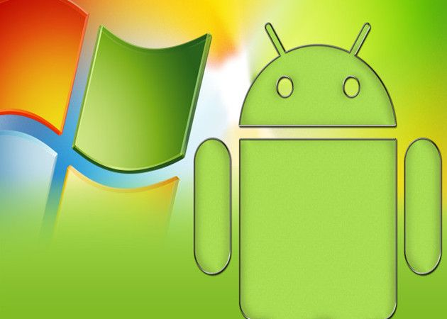 AndroidsobreWindows