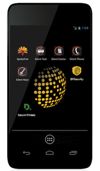 Blackphone PrivatOS