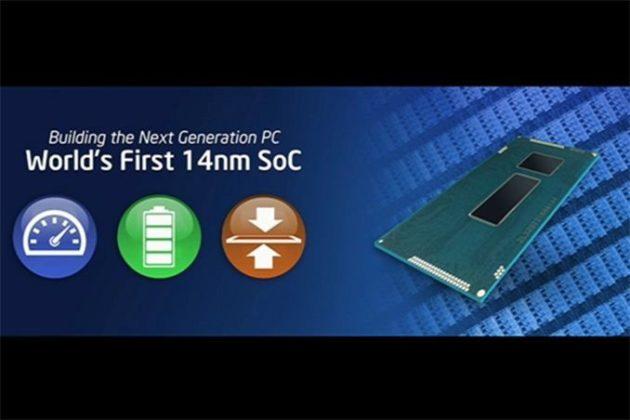 CPUs Broadwell i301mx