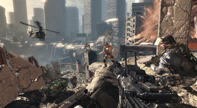 Call of Duty Ghost gratis 23i01mx