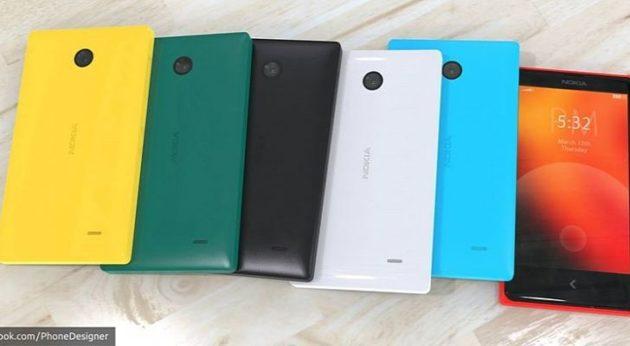 El Nokia X se marca un posado antes de su presentación oficial
