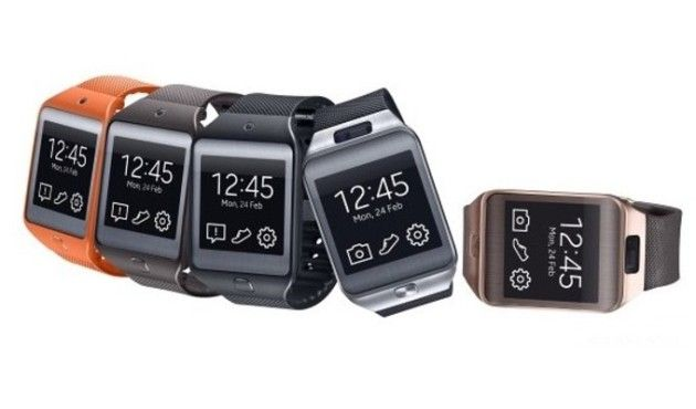 Galaxy Gear 2 y Galaxy Gear Neo 2301mx