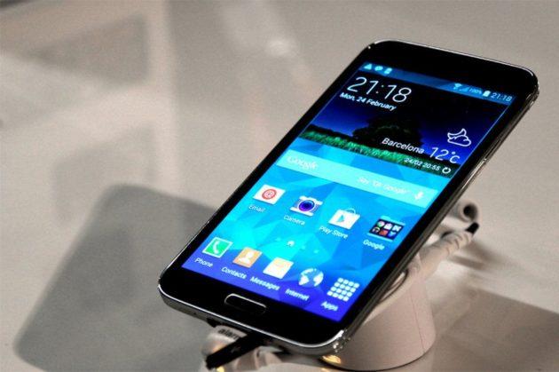 Galaxy S5 tendrá un precio menor qwuen1mx