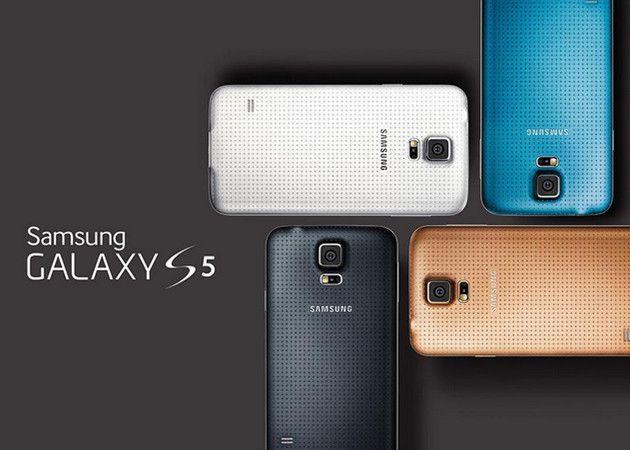 Samsung Galaxy S5, continuidad mejorada