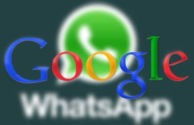 Google nunca pujó por WhatsApp, todo fueron falsos rumores