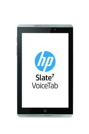 HP Slate 7 Voice Tab - 1