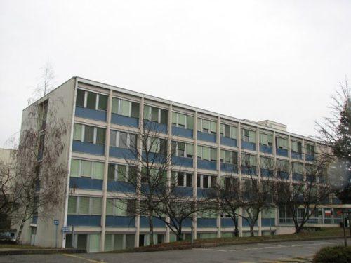 edificio 31 cern