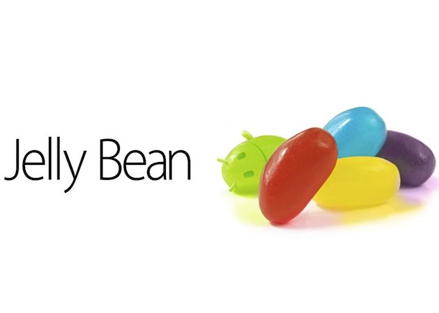 Jelly Bean sigue fuerte