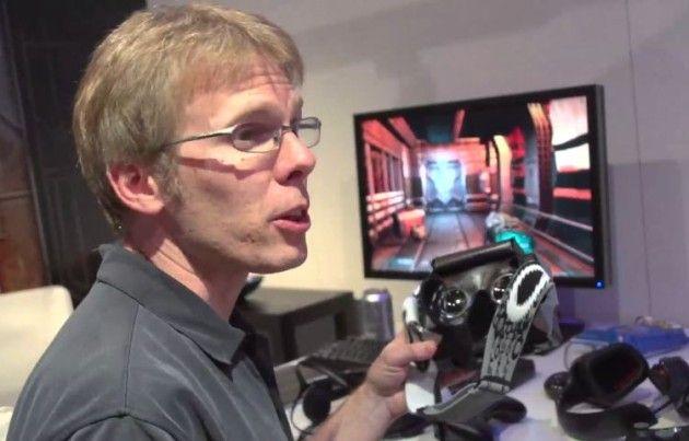 John Carmack id Software mx