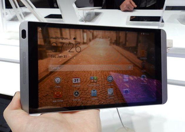 Huawei MediaPad M1, un 'móvil' de 8 pulgadas