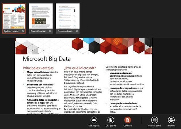 Microsoft prepara una app de lectura para Windows
