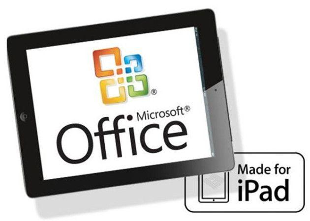 OfficeParaiPad