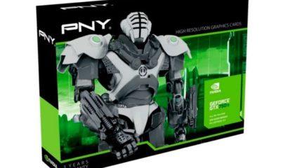 PNY GeForce GTX 750 y GTX 750 Ti
