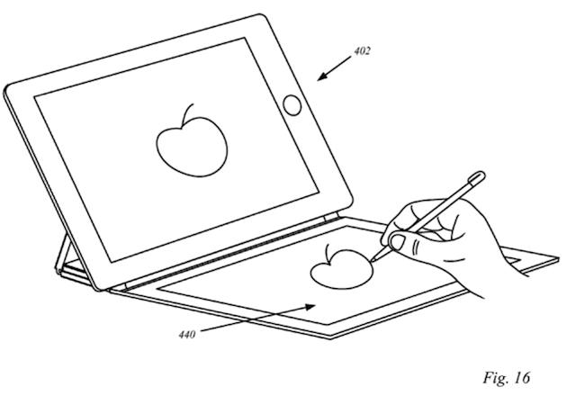 Patente conectar accesorios al iPad